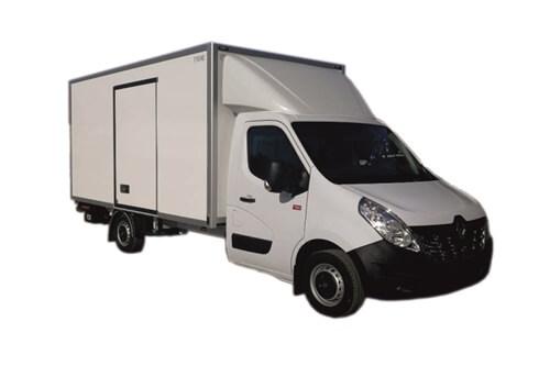 Alquiler de furgón carrozado en Don Benito y Villanueva de la Serena